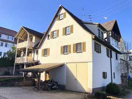 5-Zimmer in Doppelhaus in Dornstetten