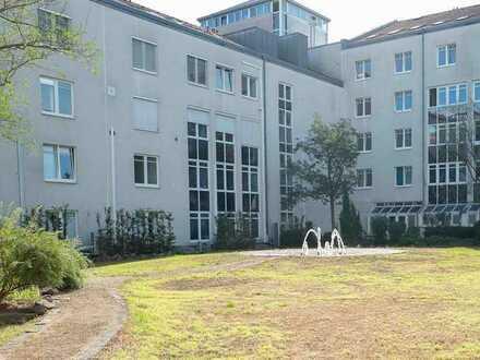 4-Zimmer-Terrassenwohnung mit Garten Nähe Wilhelmsplatz