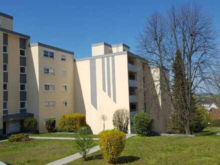 Schöne 1 Zimmer Wohnung mit großem Balkon, EBK und TG Stellplatzin Heilbronn Biberach
