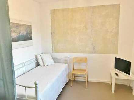 Mini Appartement   voll möbliert