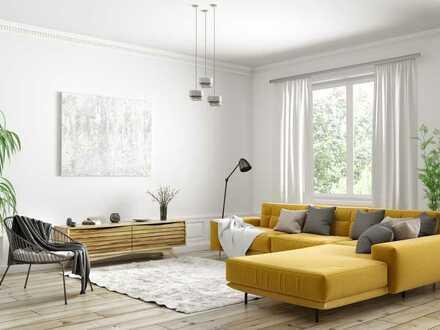 Bezugsfertiger Neubau! Familienfreundliche 4-Zimmer-Parterre-Wohnung mit zwei Südbalkonen
