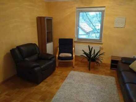 Möblierte Wohnung in zentraler Lage