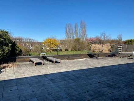 Prov Frei Exklusives 475 m2 Penthouse mit 500m2 Terrasse, Sauna & Pool