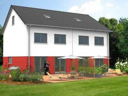 Schöne Doppelhaushälfte mit individueller Planung in Deggendorf