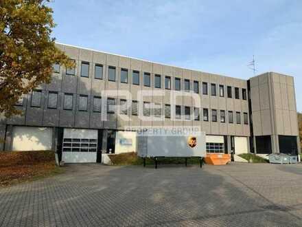 Lagerhalle - Rampe - 13,5 m Höhe - Erweiterungspotential
