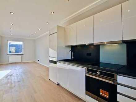 Modernisierte 2 Zimmer Wohnung zwischen Mühlenkamp, Alster und Stadtpark