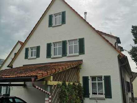 2,5 Maisionette-Wohnung im Zentrum von Hattenhofen!!!
