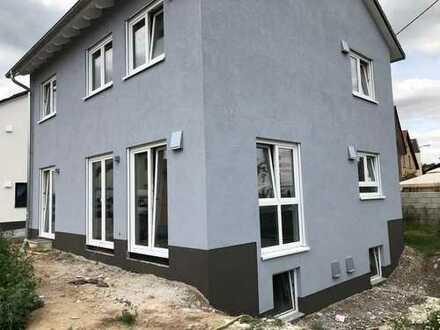 Neubau Einfamilienhaus mit Top Ausstattung