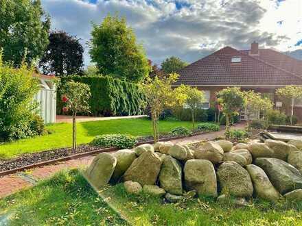 Zauberhaftes Ostfriesland -Wunderschönes Haus mit Kamin / Terrasse und Garten