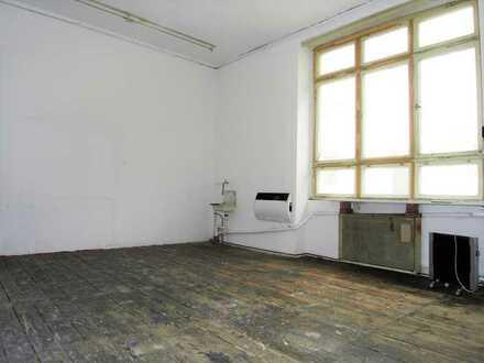 ~Atelier/Büro/Praxis~ im ruhigen Hinterhaus in der Karlsruher Oststadt