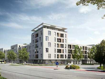 1-Zimmer-Wohnung im Johanniter-Quartier Gersthofen: pflegenahes wohnen und leben