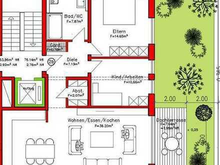 Helle geräumige 3 Zimmer Wohnung in Darmstadt-Dieburg (Kreis), Groß-Zimmern