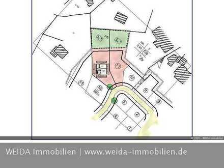 Bau-Grundstück für Einfamilienhaus mit Garage in 71540 Murrhardt, Raidhalde 46