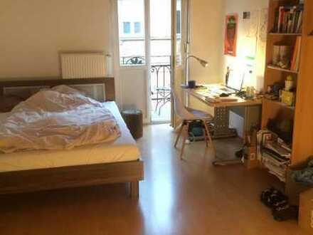 Großzügige 3-Zimmer-WG-Wohnung in der Mannheimer-Innenstadt