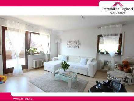 Großzügige 2-Zimmer-Wohnung in ruhiger Lage