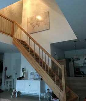 Moderne Maisonette-Wohnung mit Dachterrasse und Carport (2 Schlafzimmer)