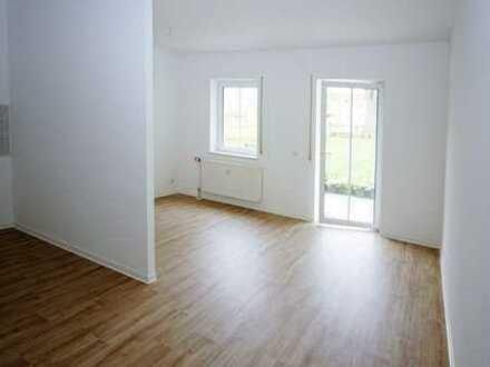 Klein-fein-meins! Schicke Zweiraumwohnung mit Balkon