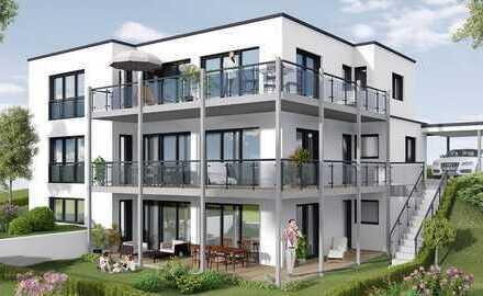 Barrierefreie 4 Zimmer EG Wohnung mit Balkon