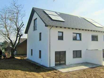 Große, hochwertige Doppelhaushälfte - Neubau/Erstbezug