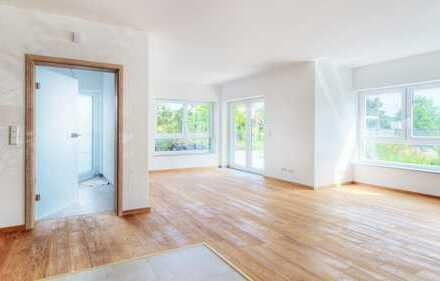 Im Trend der Zeit gebaut - Neubau-Eigentumswohnung in baubiologisch gesunder Bauweise!