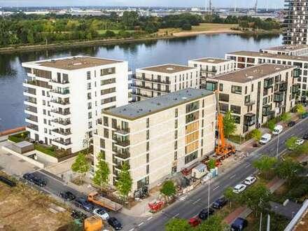 Klein und oho! 44 m² Bürofläche im RIVE! *Neubauerstbezug*