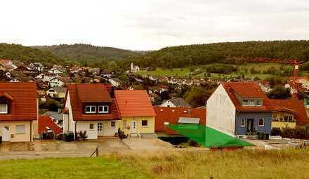 Baugrundstück für Reihenhaus am Königsbacher Berg