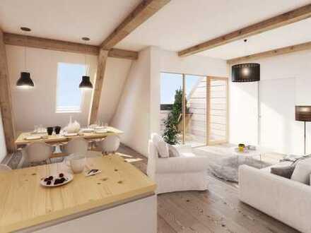 Großzügige Maisonettewohnung mit Garten - dasBelvedere Classic