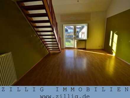 Super 2-Zimmer-ETW plus Galerie - Balkon - TG - R-Wutzlhofen - FREI - IMMOBILIEN ZILLIG