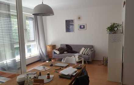 Schöne, helle 2-Zimmer-Wohnung im Geteviertel