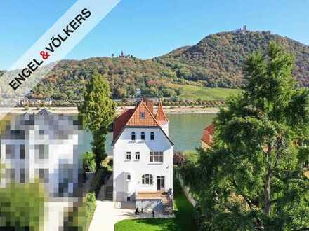 Traumresidenz für Familien am Rhein