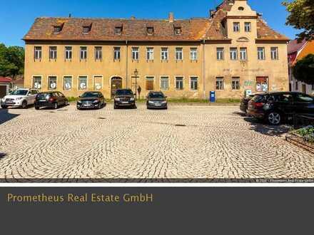 **Einmaliges Denkmalsanierungsobjekt im wunderschönen Pegau bei Leipzig**