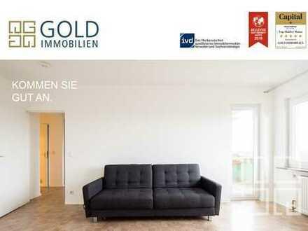 GOLD IMMOBILIEN: Helle 3,5-Zimmer Wohnung in Mainzer Oberstadt