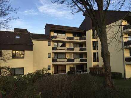 Wohnen auf dem Bonner Balkon in großzügiger und moderner Dachgeschoßwohnung