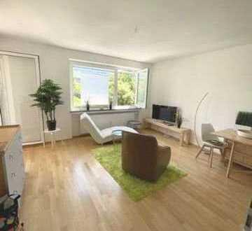 Renovierte 2-Zimmer-Wohnung mit Balkon in Sendling-Westpark, München