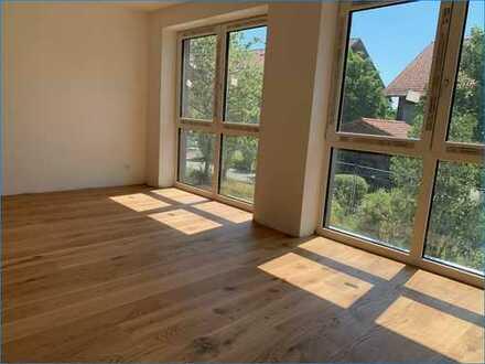 Taufkirchen - Neubau Schneiderhof - Moderne 3-Zimmer EG-Maisonettewohnung bezugsfertig 09.2020