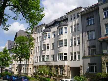 Kaßberg:Büro gesamte Etage mit 240m²,9 Zimmer,Wintergarten und Balkone