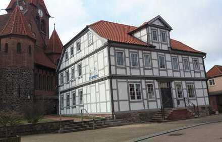 Erschwingliche Wohnung mit zwei Zimmern mitten in Dahlenburg
