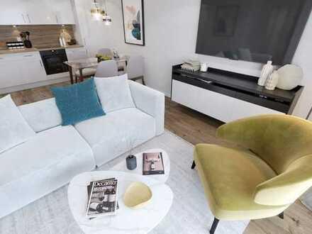 Genial durchdacht: Diese 3-Zimmer-Wohnung passt sich Ihrem Leben an! Südbalkon,TG, Fussbodenheizung!