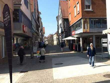 Laden in Fußgängerzone von Vaihingen: Bestlage!!!