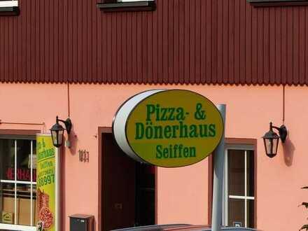 Pizzahaus mit Wohnung