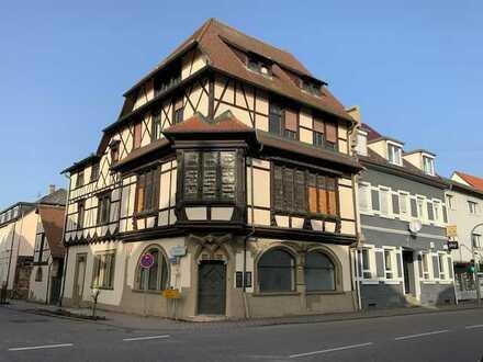 BIETERVERFAHREN - Denkmalgeschütztes Wohn- und Geschäftshaus in Kippenheim