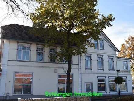 Objekt 00/669 Oberwohnung im Ortskern in Barßel