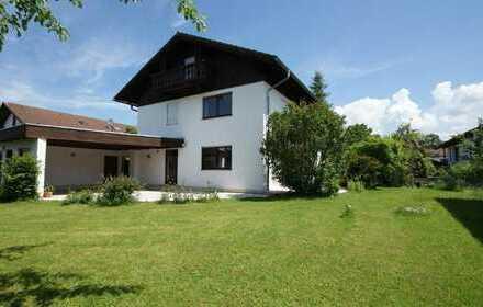 Freistehendes EINFAMILIENHAUS mit viel Platz in ruhiger Lage in Weilheim – Oberbayern