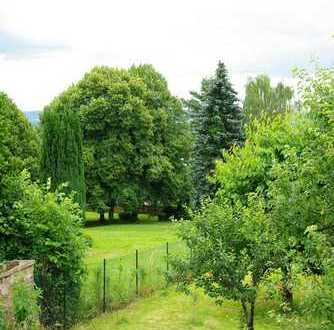 Titel: Helle Gartengeschosswohnung mit Grünambiente und grandiosem Fernblick - Bexbach/Frankenholz
