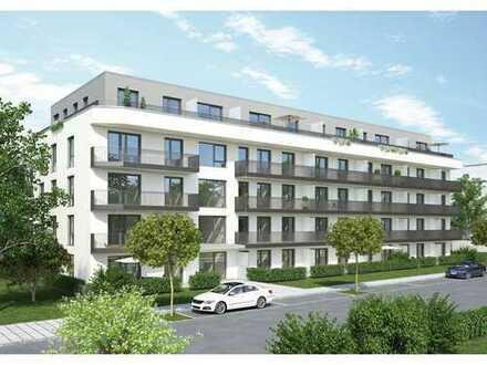 Zeitgemäßes und anspruchsvolles Wohnen! Großzügige 3-Zimmer-Wohnung mit West-Balkon und zwei Bädern
