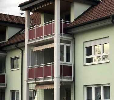 3-Zimmer Citywohnung mit grossem SW-Balkon