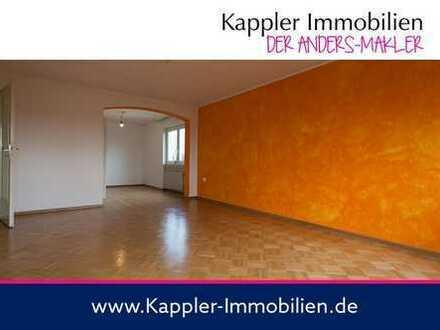 Ruhige 3,5 Zimmer-Wohnung in Zweifamilienhaus Im Plattenwald mit Garten I Kappler Immobilien