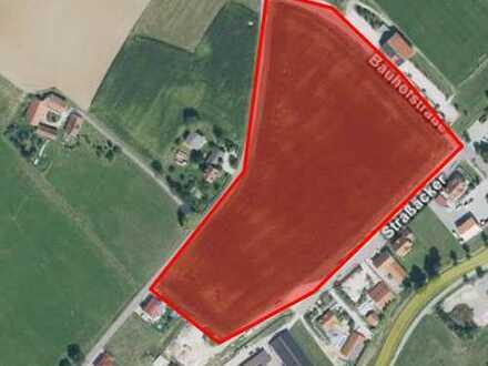 Baugrundstück für Wohnhaus und Gewerbe in Gerolsbach! - Nähe S2 Petershausen