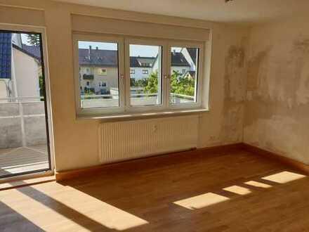 Schöne 3-Zimmer-Whg. in Rheinstetten-Forchheim, Erstbezug n. Renovierung, Straba, Balkon, Keller