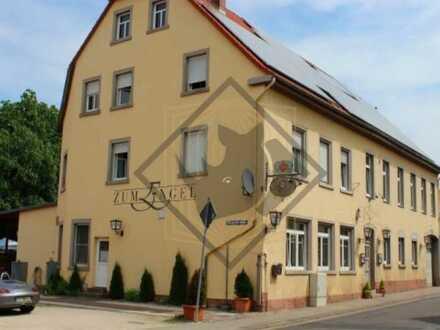 *Wohn- und Geschäftshaus mit vielen Optionen in Sulzbach am Main!*